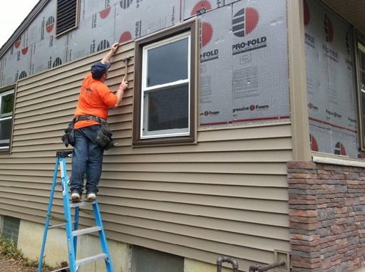 How To Install Vinyl Siding P L S T A R E O